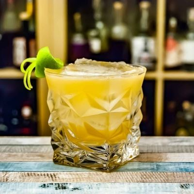 Amaretto – What's the Worst That Can Happen? Celebrate National Amaretto Day with this Cocktail Recipe.