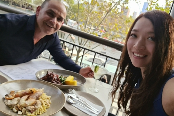 Would You Have Lunch with 100 Strangers? Kaley Chu Did and Changed Her Life.