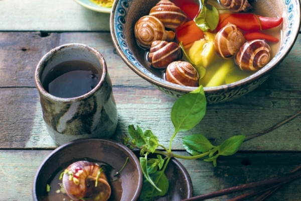 We Shell Overcome – Snail It on National Escargot Day with these Five Fun Facts and a Luke Nguyen Recipe to Try!