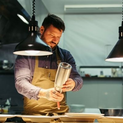 Cooking without Boundaries – Try this Pasta Recipe from Oster Chef Nicola Romano.