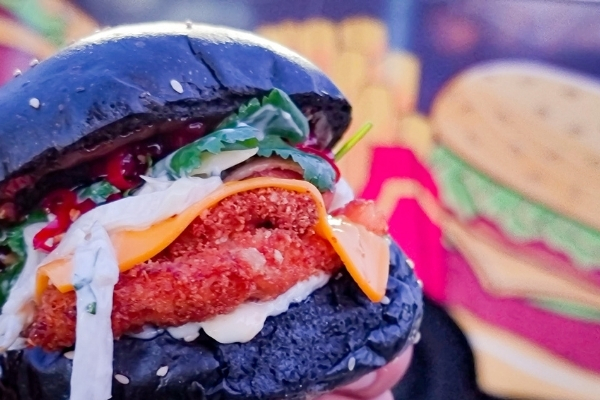 What's Between Your Buns Hon? Chow Down at These Five Joints for International Hamburger Day!