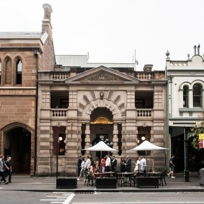 Australia's Darkest Dining Destinations – Five Venues with a Reputation.