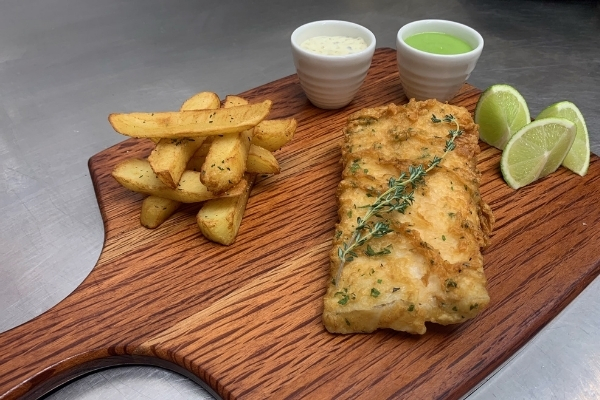 Thank Cod, it's Fryday! Five Recipes to Try for National Fish and Chip Day, on Friday June 4, 2021.