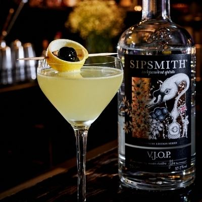 Getting Ginny with It – Try this Cocktail to Celebrate World Gin Day 2021.