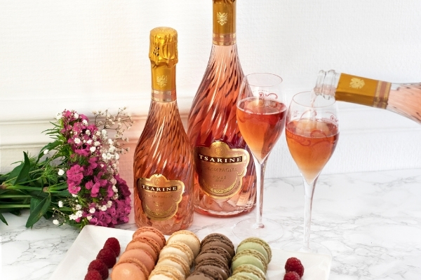 When You're in that Pink State of Mind – Celebrate International Rosé Day 2021 with this New Tsarine Rosé Brut.