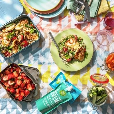Fill Your Picnic Day Basket on August 2 with HelloFresh.