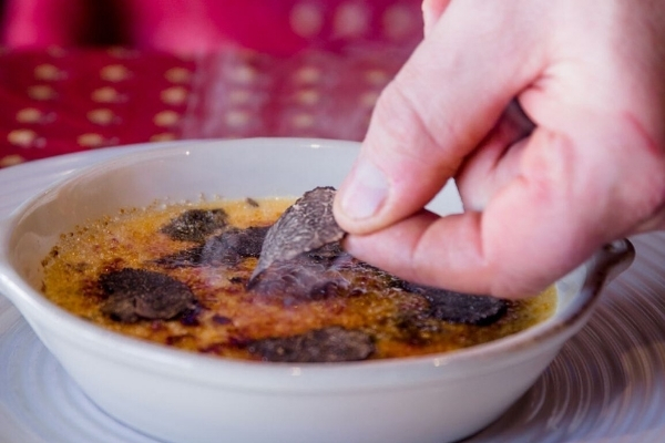 How to Get Your Truffle Fix this Season – Five Restaurants and a Recipe You Have to Try.
