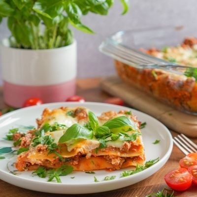 I Carry a Fork in Case Someone Has Lasagna – Say Ciao to National Lasagna Day 2021.