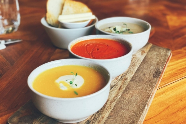 Try these Five Souper-star Winter Soup Recipes to Warm the Soul.
