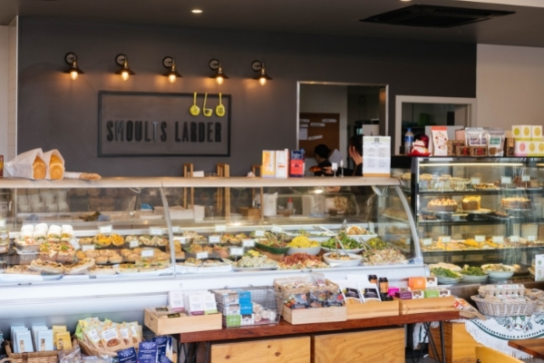 Support Your Community - Eat Local! Try These Two Venues Near You.