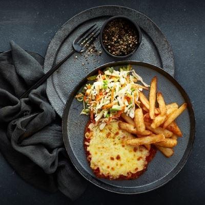 Get Schnitzel-faced for World Schnitzel Day 2021.