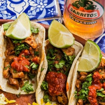 Taco Walk on the Wild Side – Say Hola to National Taco Day 2021.