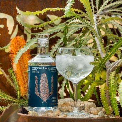 Just Renewed My Gin Membership! Try This New Underground Spirits Native Gin to Celebrate International G & T Day.