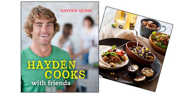 Interview - Hayden Quinn