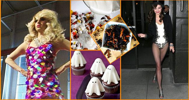 Halloween Treats with Shriek Factor