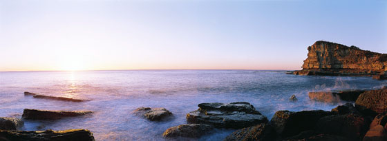 Rock Pools in New South Wales