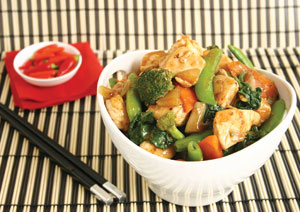How to Make Low Fat Gourmet Stir Fries