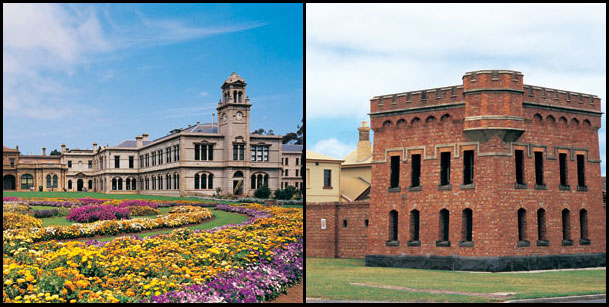 Victoria's Historic Buildings