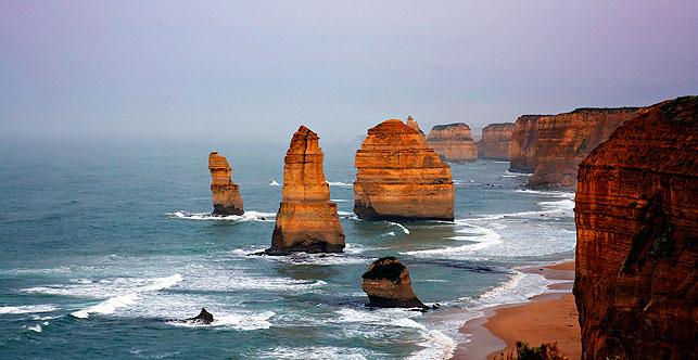 Three Aussie Camper Van Drives