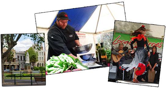 Bendigo Olive Fiesta