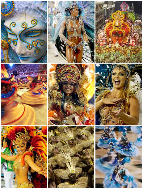 Best of Brazil - Brazilian Carnival