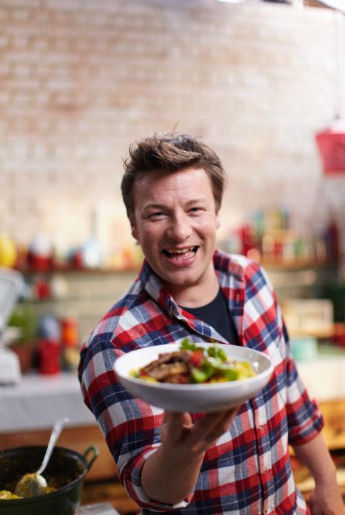 Interview - Jamie Oliver