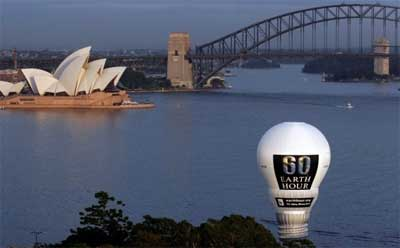 Earth Hour Sustainability Awareness