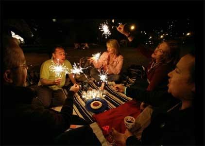 Earth Hour Sustainability Awareness