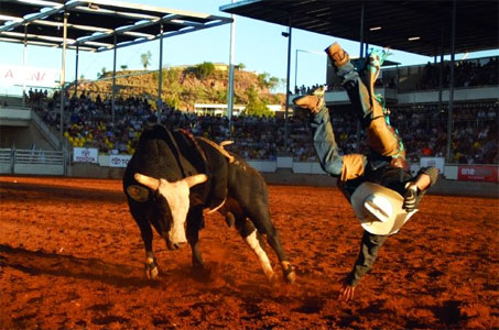 Australia's Outback Rodeo