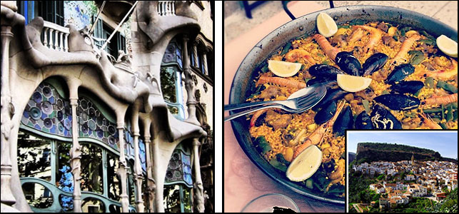 Unwind With Spanish Food