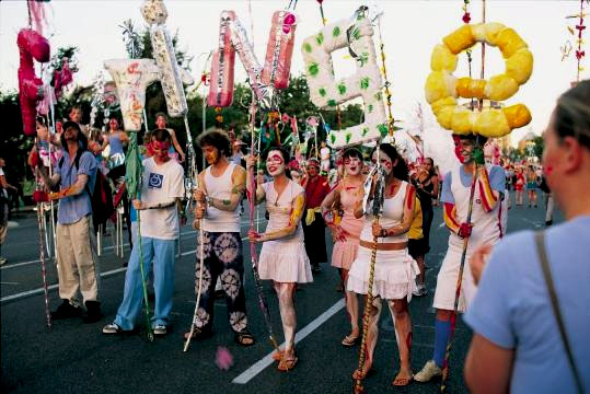 Festivals in South Australia - 62.0KB