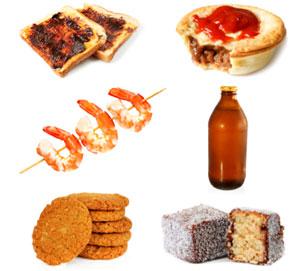 Popular Australian Dishes
