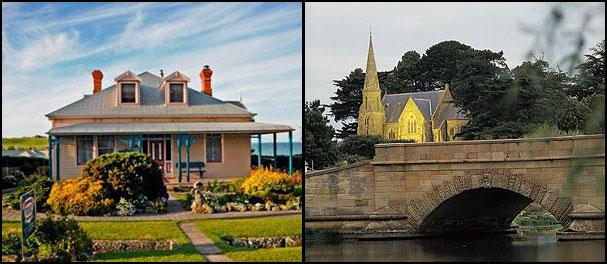 Tasmania's Historic Buildings
