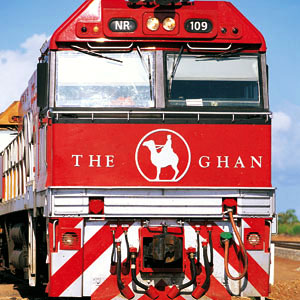 The Journey of the Ghan