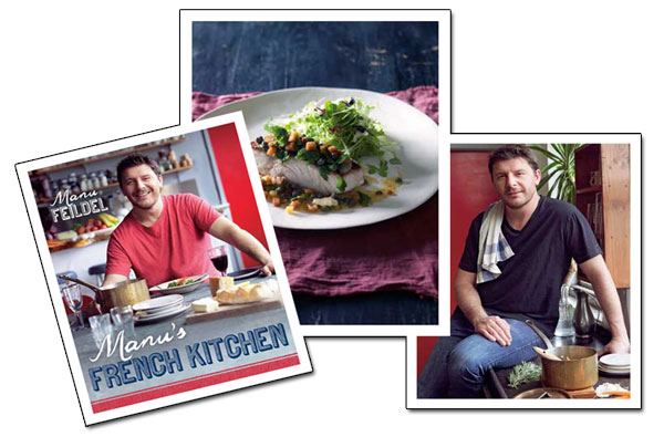 Book Review - Manu's French Kitchen