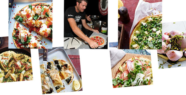 Book Review - Pizza by Pete Evans