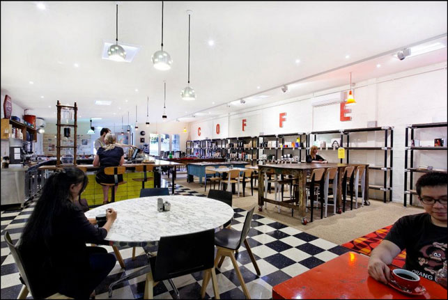 Melbourne's CoffeeHead