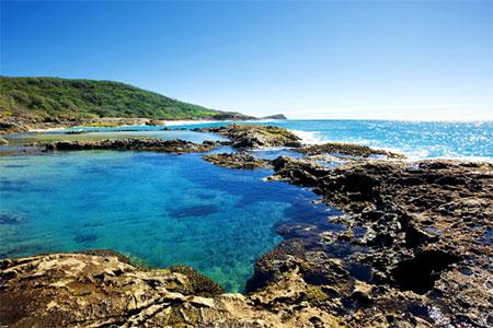 Australia's Rock Pools