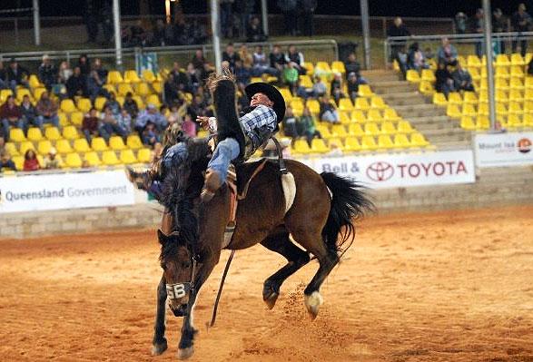 Rodeos in Queensland