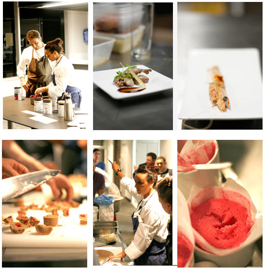 Sydney Seminar - Experimental Molecular Gastronomy