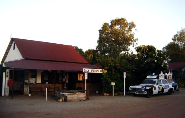 Northern Territory Watering Holes