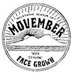 It's Movember - The Month Formally Known as November