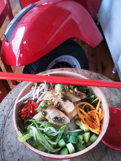 Great Aunty Three – Sydney Street Food Restaurant
