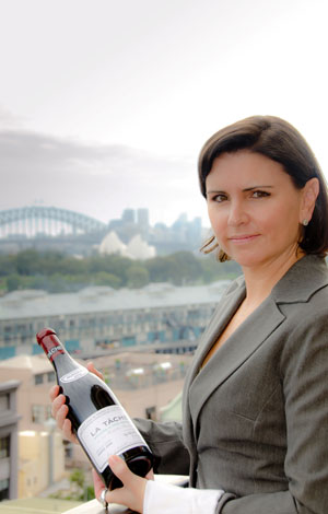 Sommelier Diaries - Kim Bickley at Glass Brasserie
