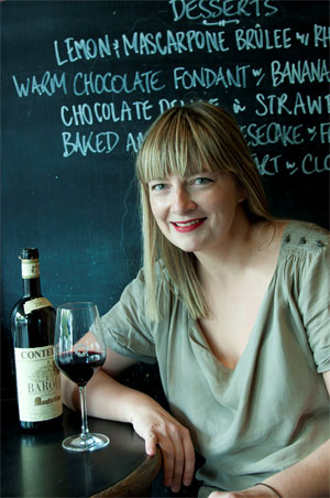 Sommelier Diaries - Lisa Jenkins at City Wine Shop