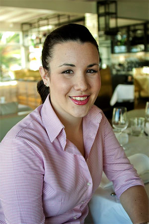 Sommelier Diaries - Penny Grant at Stokehouse