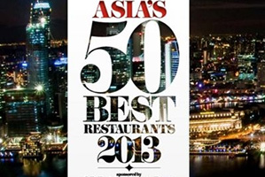 San Pellegrino Asia's 50 Best Restaurants Awards