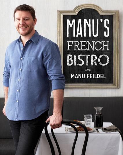 Manu Feildel on 'MKR' & French Food