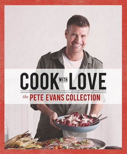 Pete Evans on 'Cook with Love'