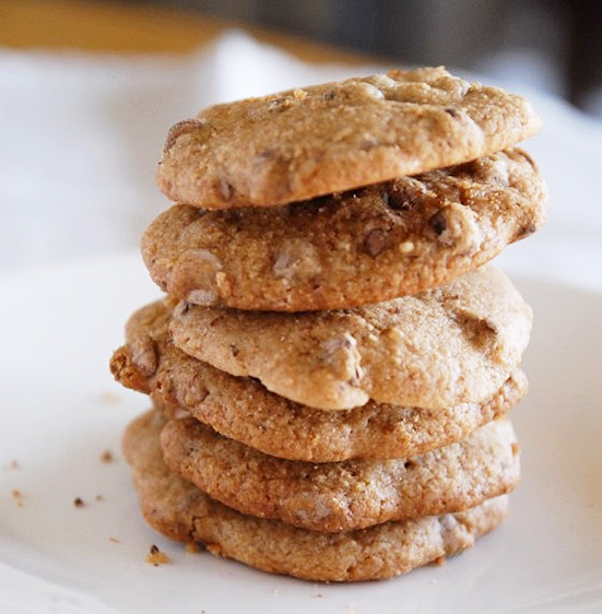 Chocolate Chip Snickerdoodles; The Frosted Vegan